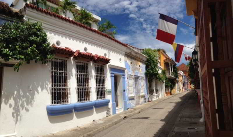 Hotel Boutique Cochera De Hobo Cartagena