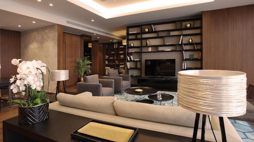 Common areas Istanbul Marriott Hotel Sisli