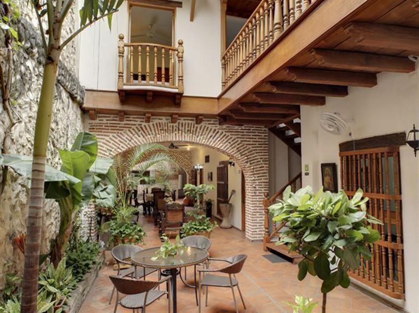 Hotel Casa Villa Colonial En Cartagena De Indias Destinia
