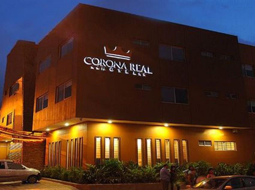 hotel corona real en guayaquil