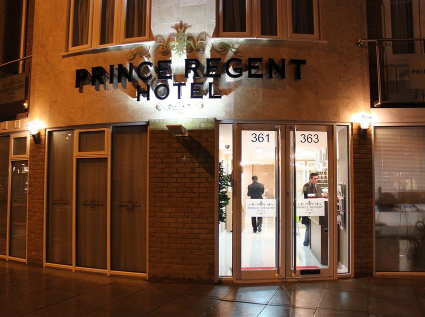 Hotel Prince Regent Excel London