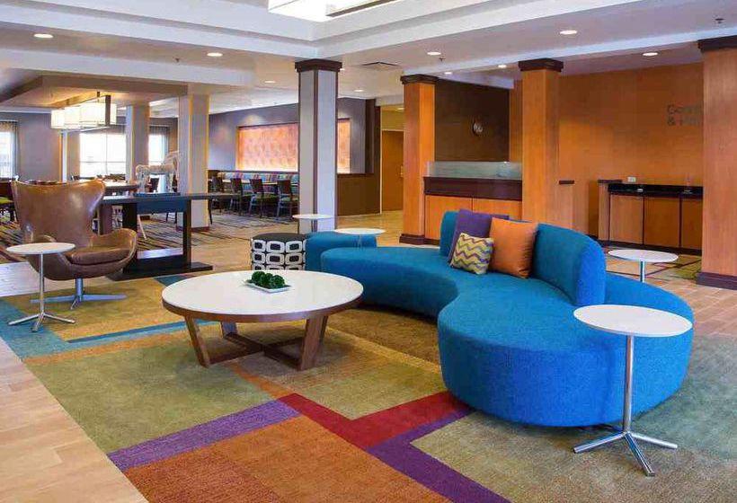 43 hotel fairfield inn  suites columbus/ osu columbus (ohio) (9