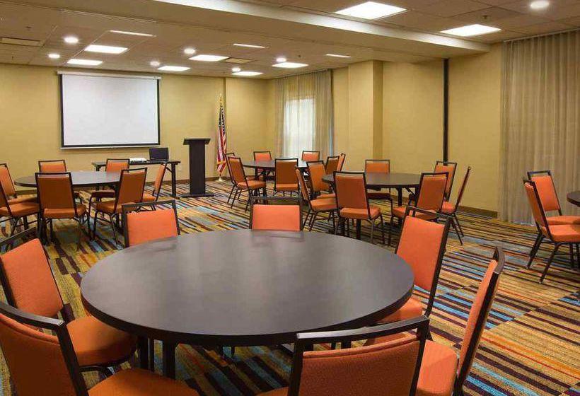 Hotel fairfield inn  suites columbus/ osu columbus (ohio)