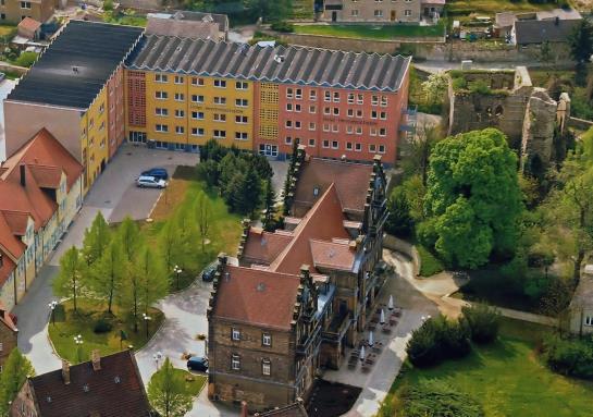Schlosshotel Himmelscheibe & Hotel Himmelsscheibe Nebra