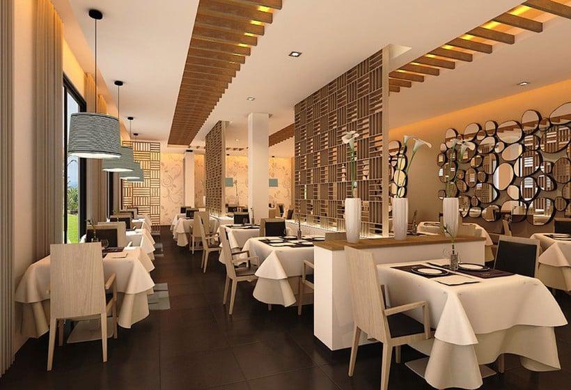 Hotel ocean casa del mar en cayo santa maria destinia - Restaurante casa maria ...