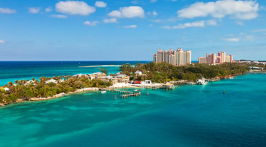 Viaje de Novios en Nueva York, Miami y Bahamas