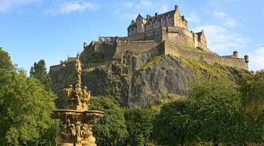 The Balmoral - Edinburgh