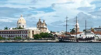 Charleston Santa Teresa - Cartagena