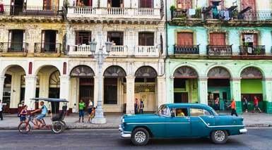 Viaje Combinado 3 Noches en La Habana y 4 Noches en Varadero desde Lisboa