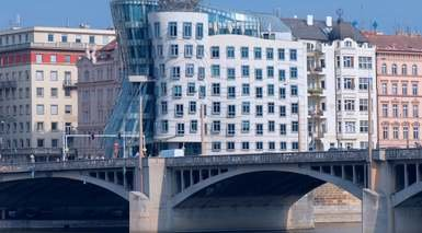 Intercontinental Praghe - Prag
