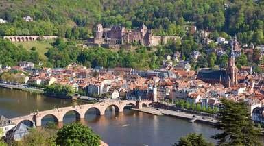 Selva Negra y Alsacia - Puente de Todos los Santos