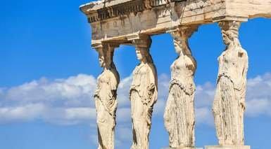 Atenas y Miconos