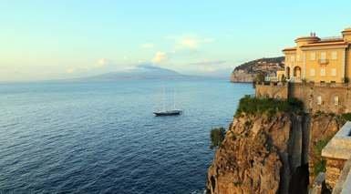 Italia: Escapada al Sur de Campania con Visitas