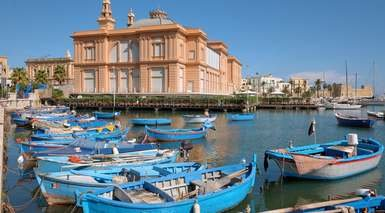 Italia: Escapada al Sur de Apulia con Visitas