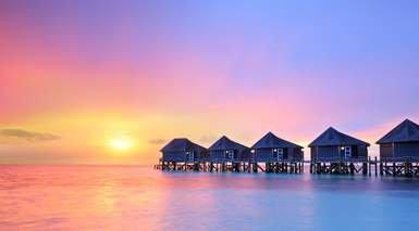 Estancia en Maldivas