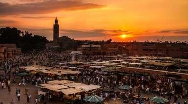 Riad Dar Palmyra -                             Marrakesh
