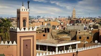 Hôtel Farah Marrakech - Marrakesh