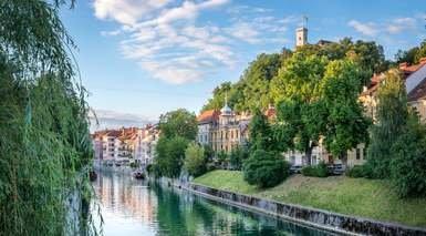 Croacia y Eslovenia al Completo