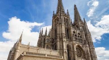 Puerta de Burgos - Burgos