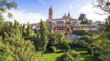 Eurostars Plaza Acueducto - Segovia