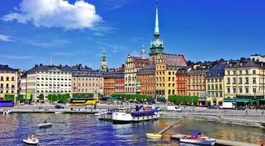 Encantos de Suecia y Dinamarca