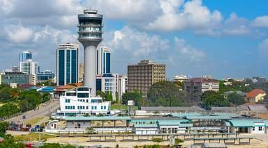 Sea Cliff Hotel - Dar es Salaam
