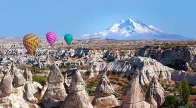 Maravillas de Turquía con Bursa