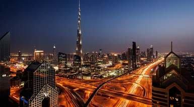 Mövenpick Grand Al Bustan - Dubai