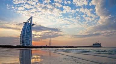 Dubai con Visitas y Entradas a Parques Temáticos