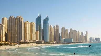 Le Royal Meridien Beach Resort & Spa Dubai - Dubai