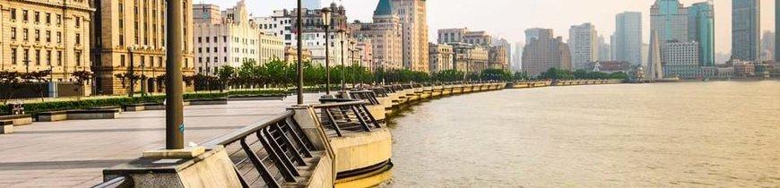 Pekín, Xian, Guilin y Shanghai
