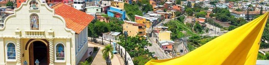 Ecuador: Quito, Guayaquil y Galápagos