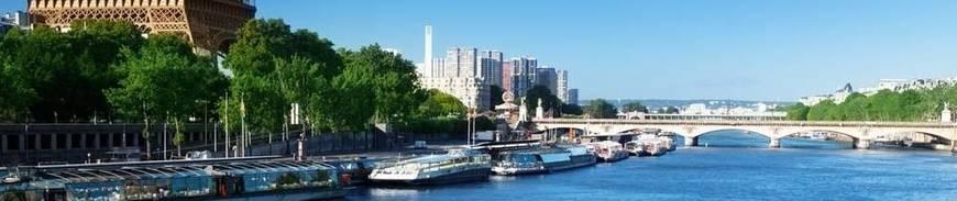 París, Ámsterdam, Crucero por el Rhin y Praga