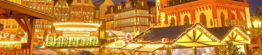 Mercadillos de Navidad en Alemania - Puente de Diciembre