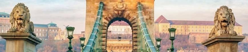 Budapest - Puente del Pilar