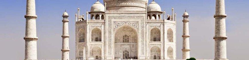 India, Triángulo de Oro y Varanasi (Con Tren Interno)