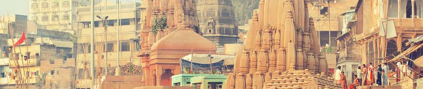 India: Triángulo de Oro, Varanasi y Khajuraho con Extensión a Nepal