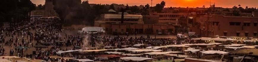 Ruta por las ciudades imperiales de Marruecos