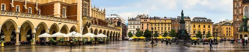 Vacaciones en Polonia: Varsovia y Cracovia  - Mayores de 60 años