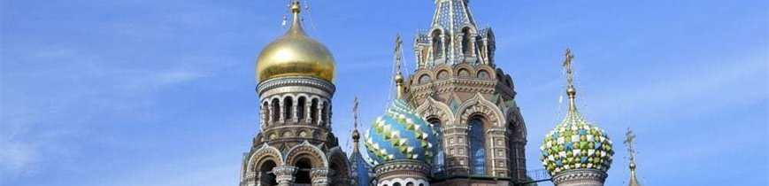 Joyas del Báltico y San Petersburgo