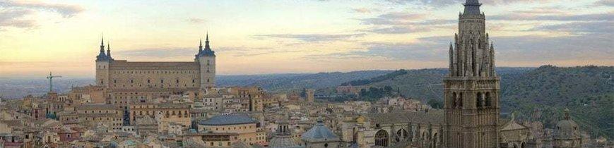 Andalucía con Toledo desde Madrid