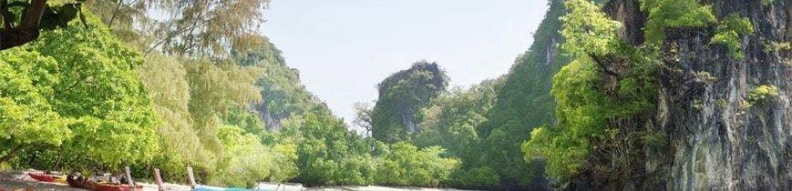 Tailandia al Completo con Playas de Krabi