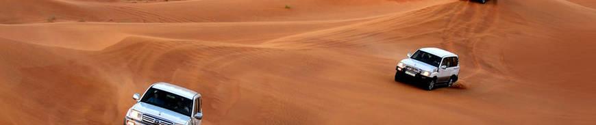 Dubái con 5 Excursiones