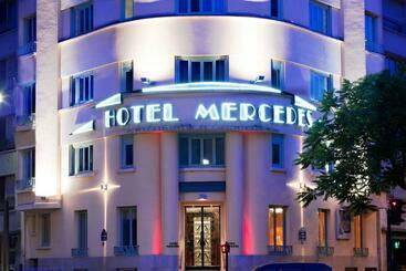 Best Western Plus Hôtel Mercedes Arc De Triomphe - P?rizs