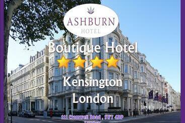Ashburn - London