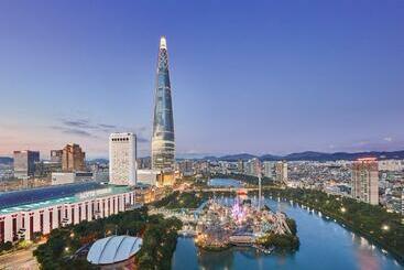 Lotte  World - Seoul