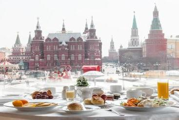 National, A Luxury Collection  In Moscow - Moscow