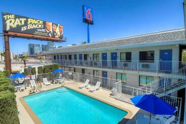 Motel 6las Vegas, Nv  I15 - Las Vegas