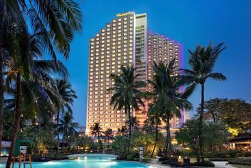 Shangrila Hotel Jakarta - Jakarta
