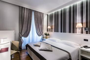 Room Hotel De Petris Rome